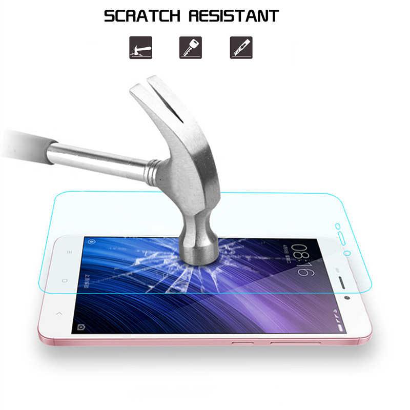 الزجاج المقسى ل xiaomi Redmi 1 2 3 4 4A 4X5 6 برو 6A غطاء شاشة واقية 9H ل xiaomi Redmi ملاحظة 2 3 4 4X5 5A