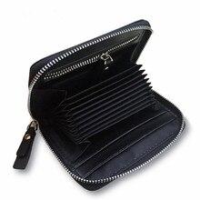 Véritable portefeuille en cuir, modèle d'organes, carte, pièces porte-monnaie, une bourse pour hommes et femmes, cartes de visite porte carte,