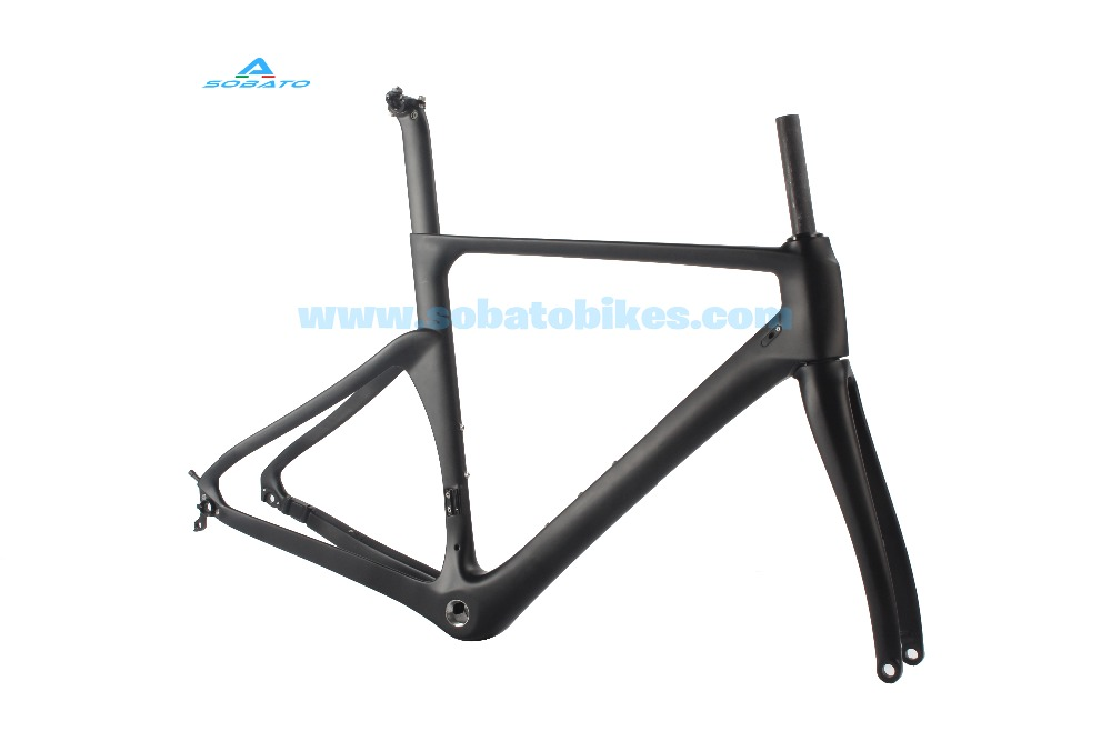 2016 newest Aero full carbon Road Bicycle Frame Size XXS,XS,S,M,L,XL frame+fork+seat post+headset+clamp,EMS free shipping petcircle 2 xxs xs s m l 10100066tt