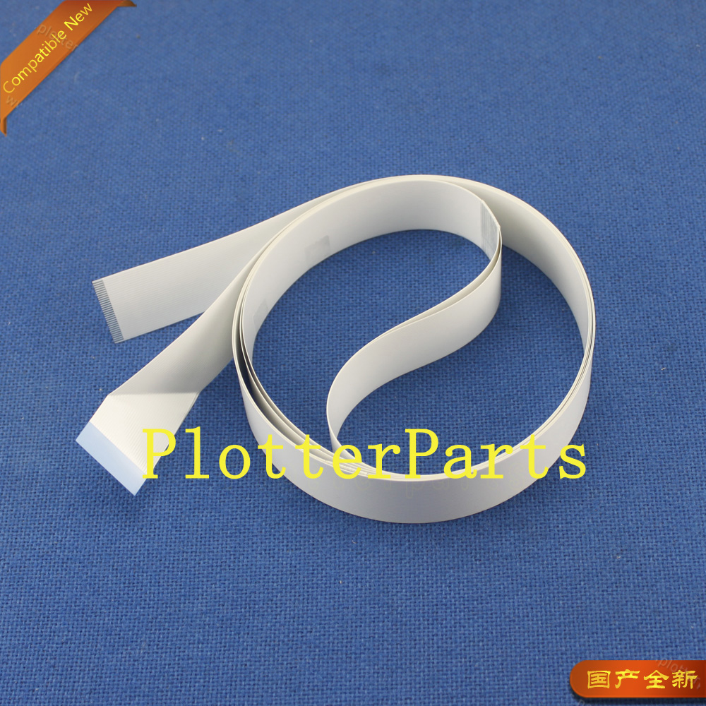 10pcs C7770-60147 C7770-60274 C7770-60258 Flat Trailing Cable 42 B0 for HP DesignJet 500 500PS 800 800PS 510 815MFP 820MFP free shipping original new c7770 60274 carriage assembly trailing cable kit b0 for hp500 500ps 800 800ps 815 820