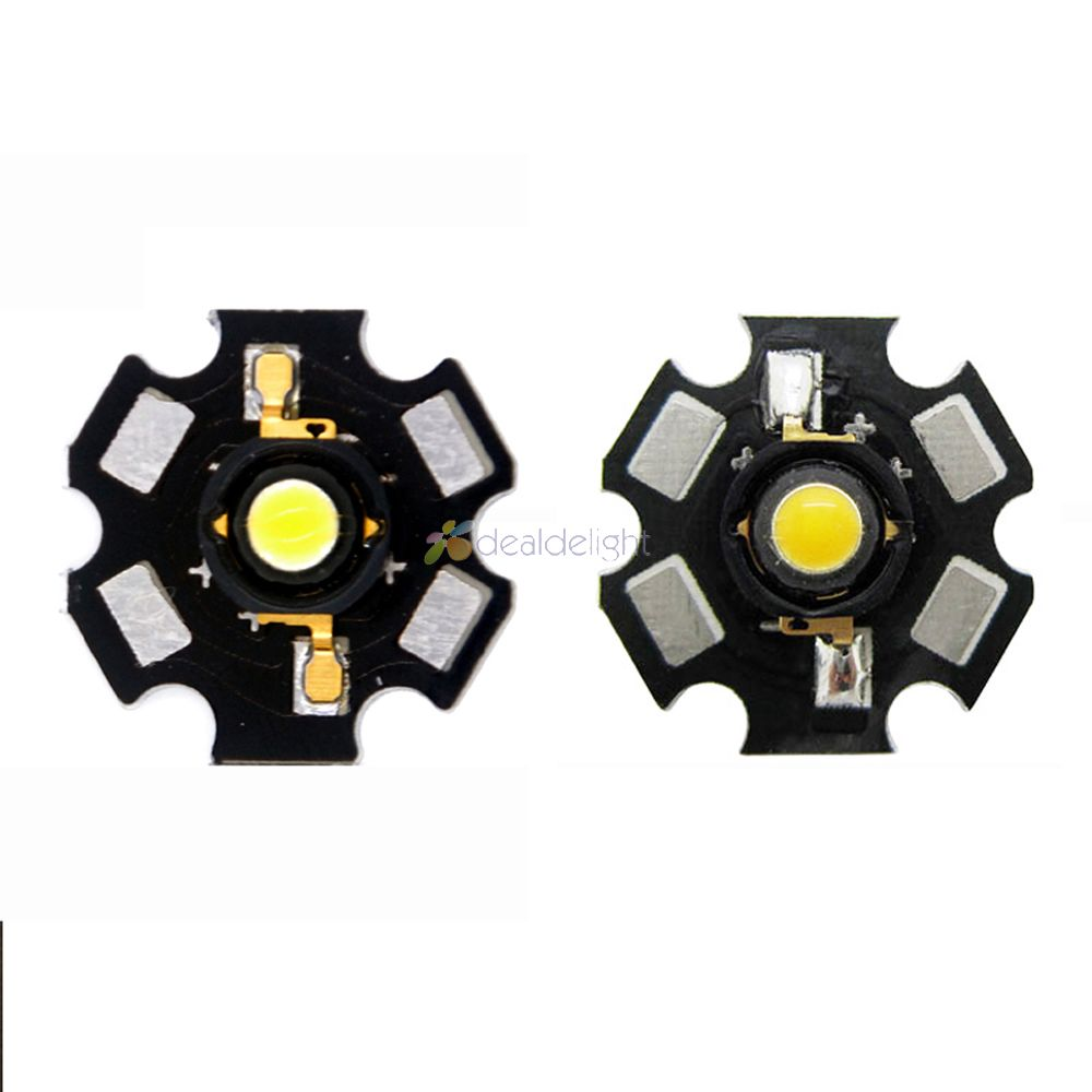 Promo Special Price 50pcs 3W High Power Led Emitter Bulb