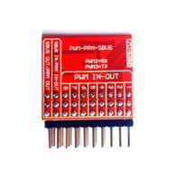 8CH Receiver PWM to PPM/SBUS/DBUS S.BUS 32bit Encoder Signal Converter,FUTABA