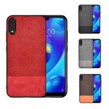 For Huawei Y7 2019 case Y6 y7 pro back cover Soft Silicone Back Cover Shockproof coque y6 y 7