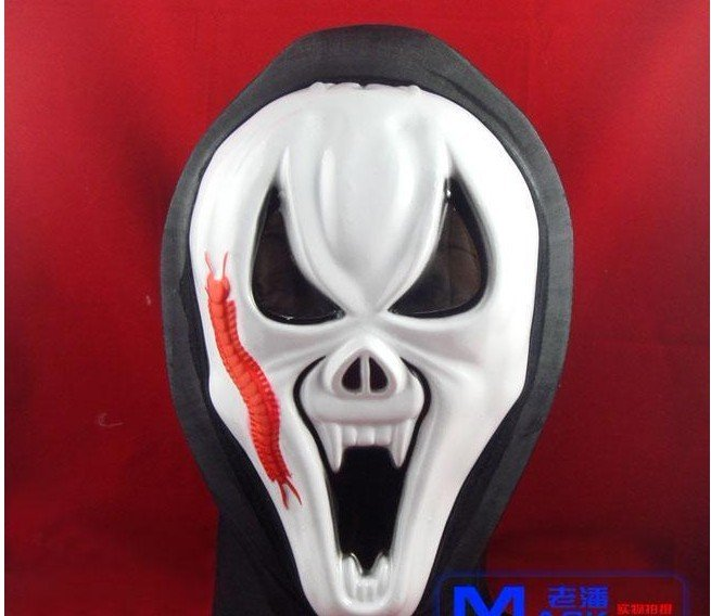 Scream Scary Movie Ghost Face Mask In Party Masks From Home