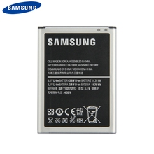 Original Samsung Battery EB595675LU For Galaxy Note 2 N7100 N7102 N719 N7108 N7108D NOTE2 Phone With NFC 3100mAh