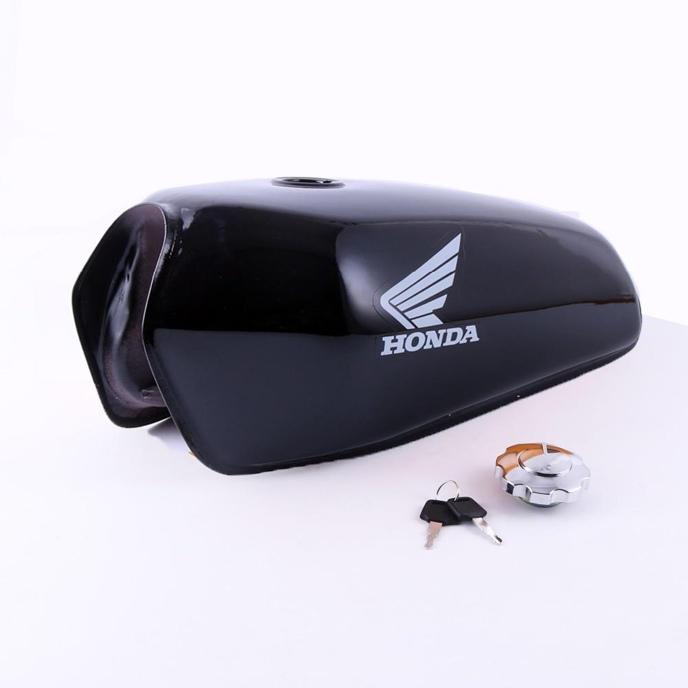 CG125 топливный бак Добавить в 9 литров емкостью, чем оригинальный бак утолщение высокое качество автомобильная краска не выцветает