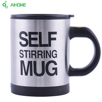 Self Stirring Coffee Cup Mugs Double Insulated Coffee Mug 400 ML Automatic Electric Coffee Cups Smart