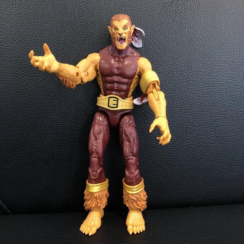 Marvel Legends Loose PUMA Figure 100/% Complete Spider-Man Kingpin Wave No BAF