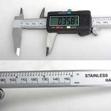 Cheaper High Quality 0-150mm 6inch Digital LCD Vernier Caliper Micrometer Stainless Precision Measure Tool