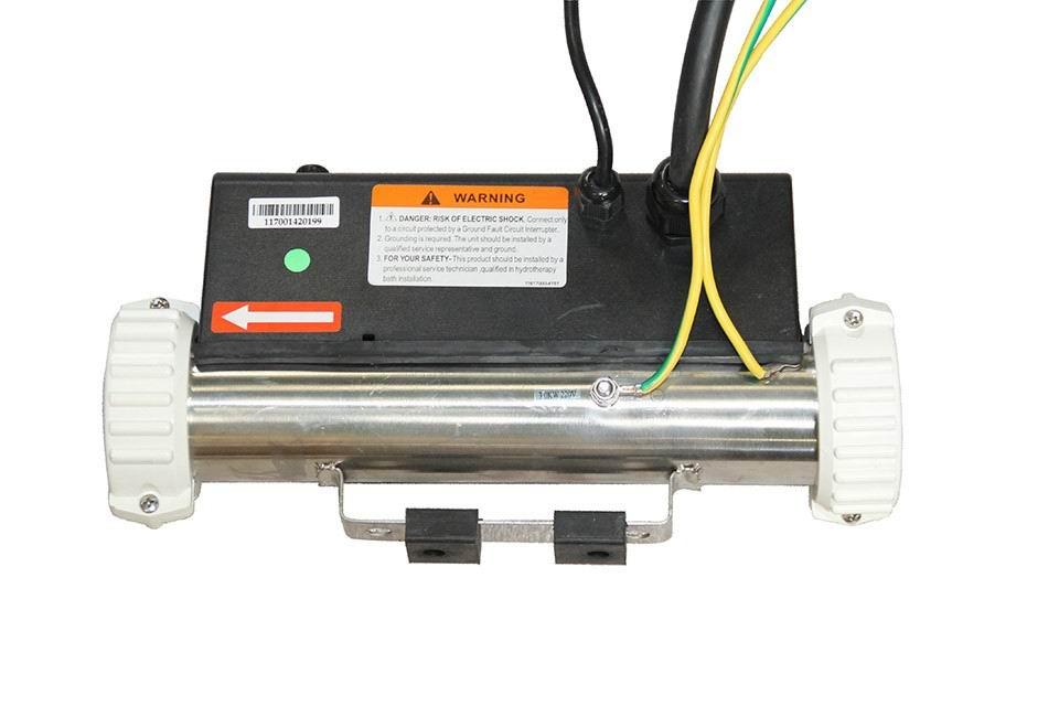 3KW Etero LX spa vasca heater con Pressostato H30-R1, LX SPA H30-R1 3KW Riscaldatore Vasca idromassaggio Vasca riscaldatore