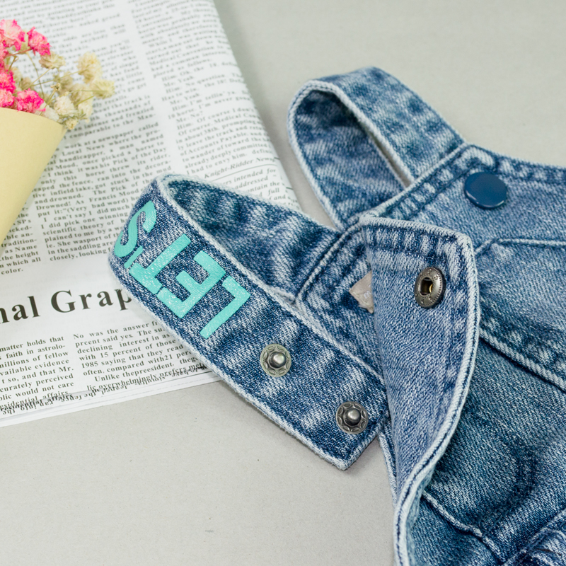 200ed8041397 Infant Baby Denim Rompers Newborn Shorts Boys Girls Jeans Jumpsuits Toddler  Bebe Kids Covered Button Patchwork Children Clothing-in Rompers from Mother  ...