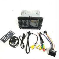 2 Din 7 Car DVD Player Radio For VW Volkswagen Passat POLO GOLF Jetta MK5 MK6