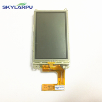 skylarpu 3 inch LCD screen for Garmin Alpha 100 hound tracker handheld GPS LCD display screen with touch screen digitizer panel