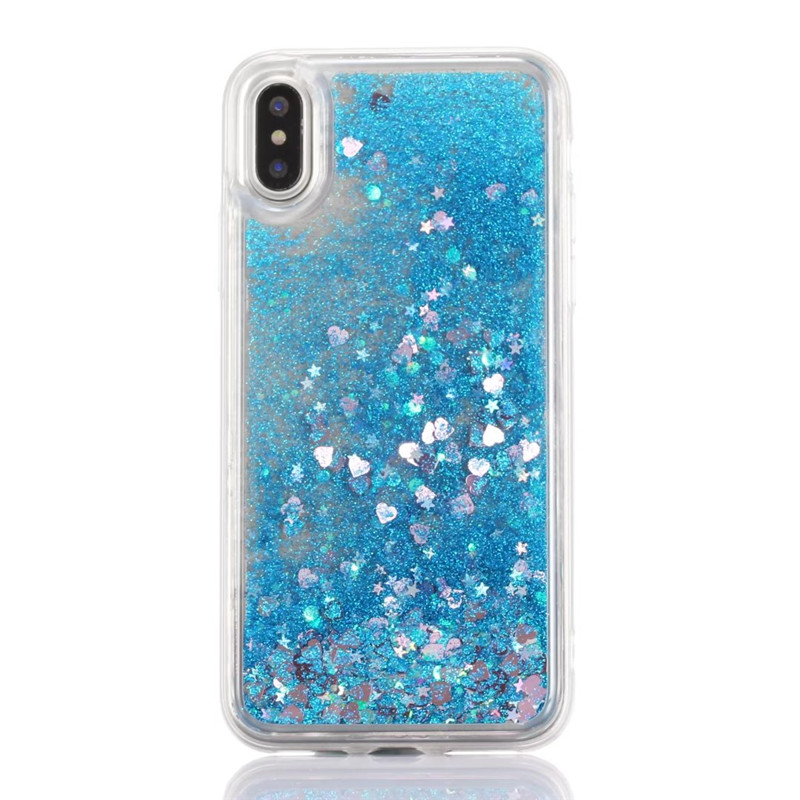 For Samsung Galaxy S9 S7 A6 A8 Plus J4 plus J6 J8 2018 J3 J5 2016 2017 A750 Dynamic Liquid Bling Quicksand Soft Cover Phone Case