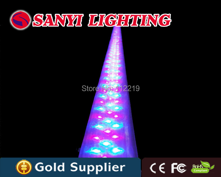 T8 led tube light plant grow light 10w led tube 60cm 86-265v/ac red blue for indoor growing system