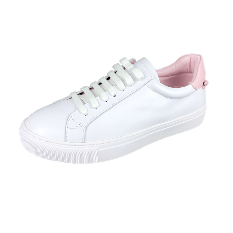 Lounolit 2018 New Fashion Sneakers Shoes Genuine Leather Flat Shoes Casual Shoes Lace Up Comfortable Mixed Colors Women Shose