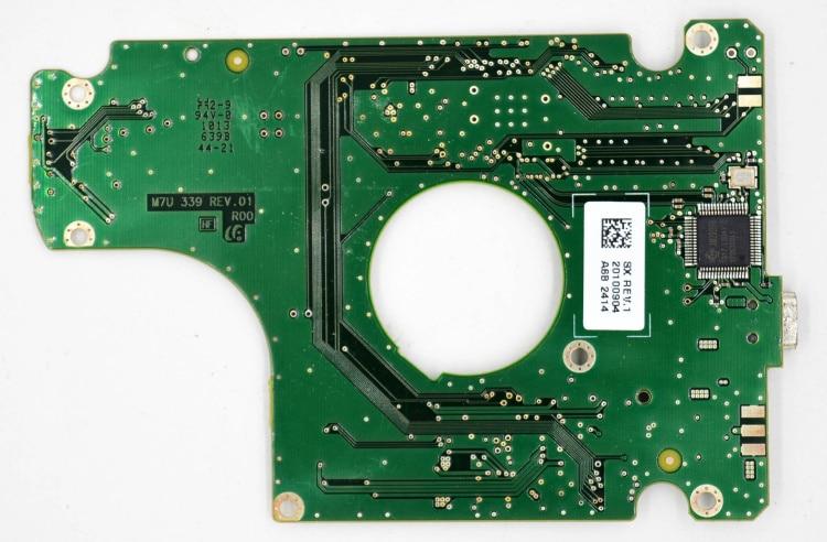 HM502JX HM502JX/VPZ HDD PCB Logic board coding: BF41-00288A
