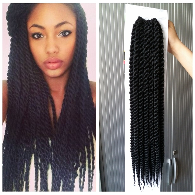 Havana Mambo Twist Crochet Braid Hair Senegalese Braids