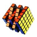 Cubo mágico 5x5x5 Velocidade Cube Puzzles Cubos Mágicos Mágica Brinquedo Clássico Brinquedo de Plástico Transparente Aprendizado & educação Para O Presente das crianças