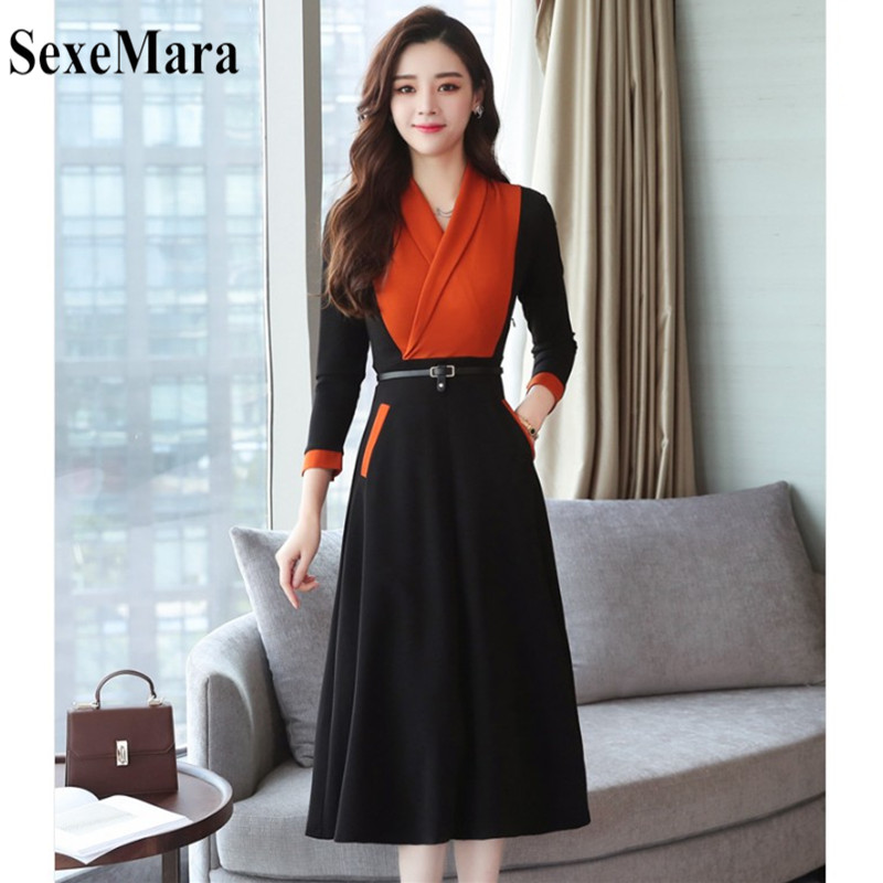 For juniors bodycon size korean dresses plus long for