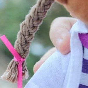 Image 4 - 30cm Mcstuffins klinika lekarz pluszak dla dzieci lalki wypchane pluszowe zabawka w kształcie zwierzątka miękkie lalki dla dzieci Brinquedo dziewczyna prezent