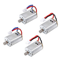 Upgraded 4pcs Syma X8C X8W RC Quadcopter Spare Parts Motor CW CCW Free Shipping
