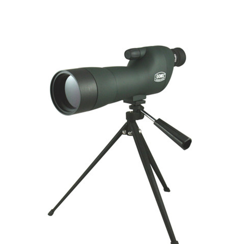 Outdoor Hunting Birdwatching Spotting Scope with Portable Tripod High-powered Zoom Monocular Telescope Spotting Scopes 12-36X50 10x zoom telescope lens with tripod