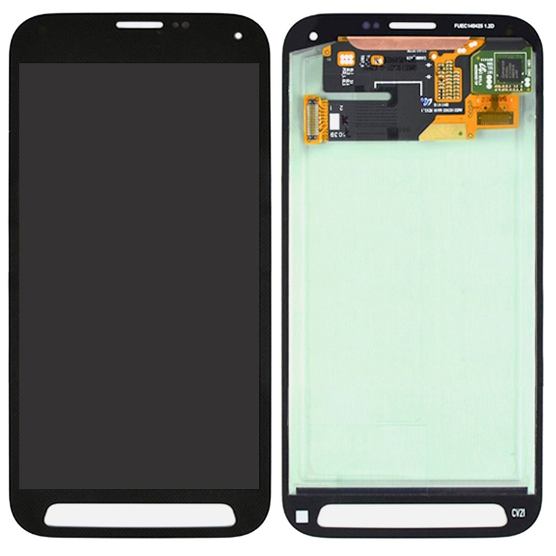 OEM For Samsung Galaxy S5 Active G870 G870A LCD Display+Screen Assembly Groovy Green