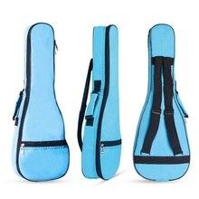 30 дюймов дорожная сумка для гитары 27 дюймов Двойные Плечи детские маленькие сумки для гитары Оксфорд маленький чехол для гитары 26 дюймов Сумка для Укулеле