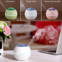 TBonlyone 150ML Projector Ultrasonice Diffuser Aroma Lamp Mist Maker Electric Aroma Air Humidifier Aroma Essential Oil