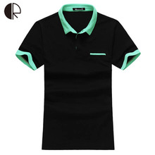 Free shipping, 2015 new arrive sommer men's fashion solid color cotton short sleeve high quality polo shirt, MT622 wholesale