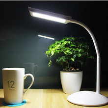5V USB with table lamp clip flexible 18Leds bedside book reading study office work childrens
