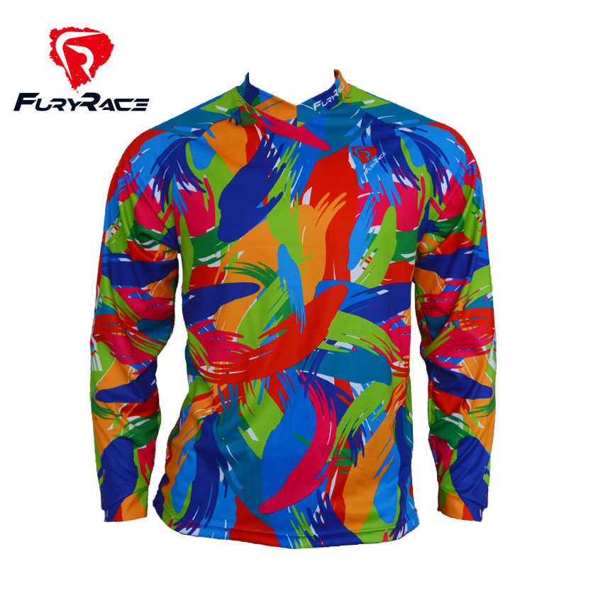 6724c31b5 Detail Feedback Questions about 2019 Long Sleeve Pro Mountain Bike ...