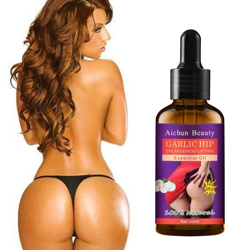 Aichun Beauty Brand Professional Hips Plump Tight Buttocks Skin Care Makeup High Quality Garlic Abundant Buttocks Essential Oil серум за растеж на мигли