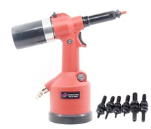 Pneumatische werkzeuge industrielle automatische luft hydraulischen nietmutter tools M3-M12 mm 0611 Karat riveter reviting maschine