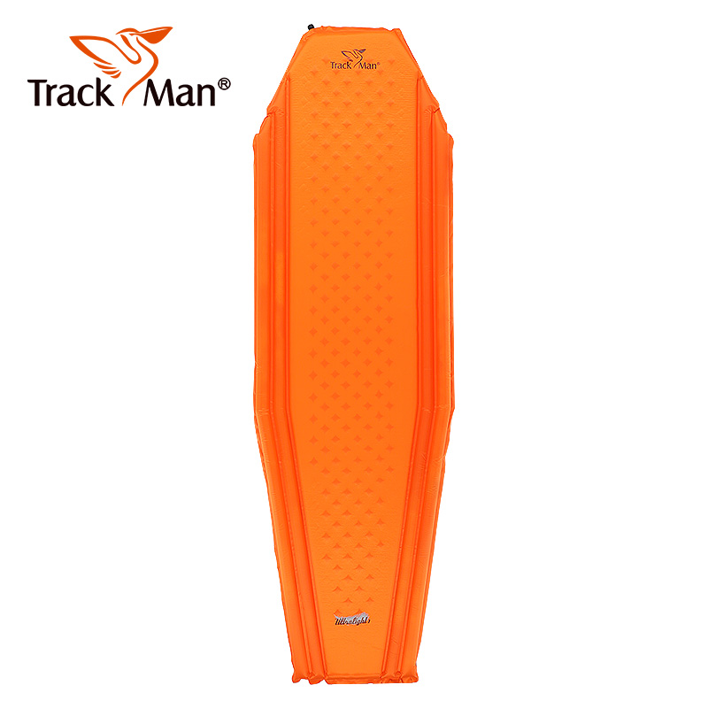 Trackman outdoor camping mat 1 Person Self-Inflating Sleeping Pad Camping Tent Mat Travel Automatic inflatable mummy pad outdoor double layer 10 14 persons camping holiday arbor tent sun canopy canopy tent