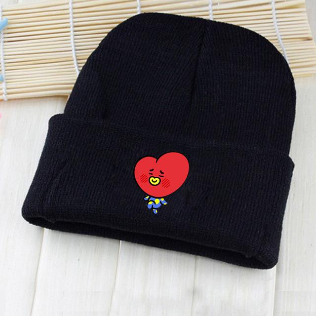 BTS BT21 Beanie Hat