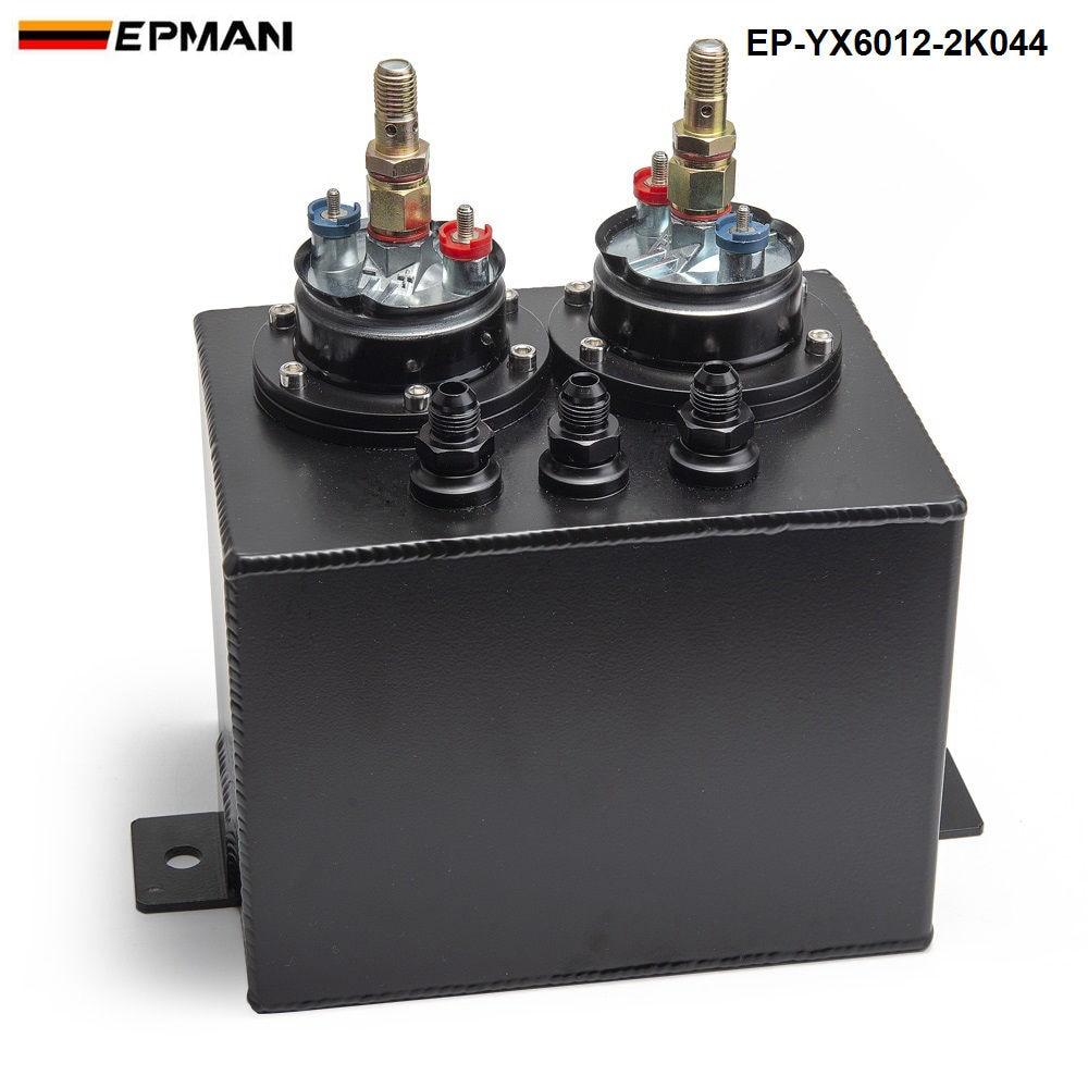 Двойной топливный насос высокого давления, обычно сбрасывается в серии с всплеском EP-YX6012-2K044