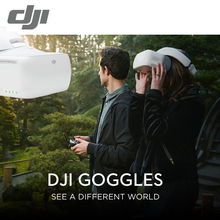 In Stock DJI GOGGLES FPV VR Glasses Mavic Pro Inspire Phantom 4 Drones Quadcopters Multicopters Camera sUAV Aerial Photography(China)