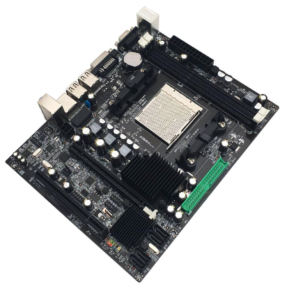 Mainboard A780 Practical Desktop PC Computer Motherboard Mainboard AM3 Supports DDR3 Dual Channel AM3 16G Memory Storage R20