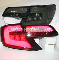 For TOYOTA for Camry American Version Smoke Black Color 2013 to 2014