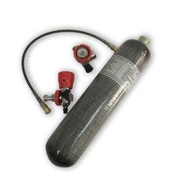 AC102101 Acecare пневматические сжатые пистолеты 2L воздушный шар высокого давления Pcp Подводное охотничье оружие Silenciador страйкбол Hpa цилиндр