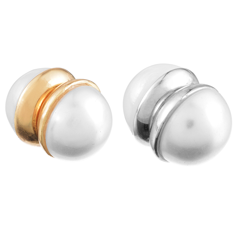 get cheap magnetic pearl earrings aliexpress