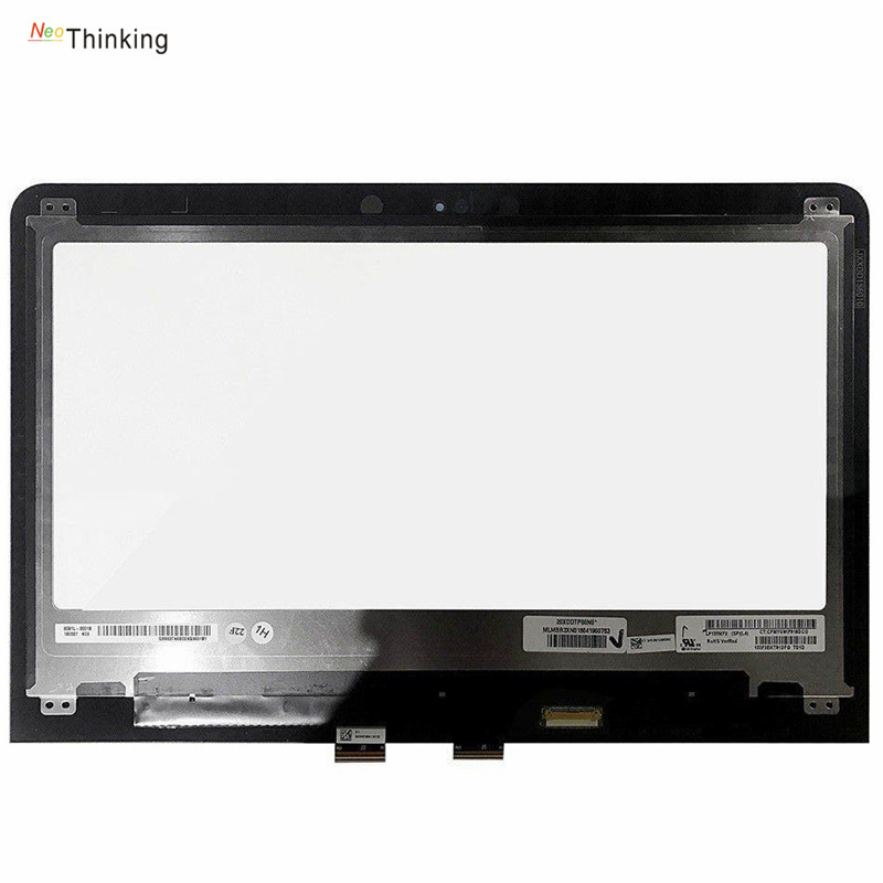 NeoThinking 13.3 inch Lcd Assembly For HP Pavilion X360 13 Lcd Digitizer Touch Screen Replacement free shipping