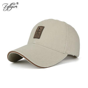 ce3a678b789b9 Zgllywr Baseball Cap Snapback Hat Fitted Unisex Army Green