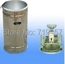 Double bucket raingauge rainfall sensor rainfall measuring cylinder barrels water hydrology record rainfall detection instrument