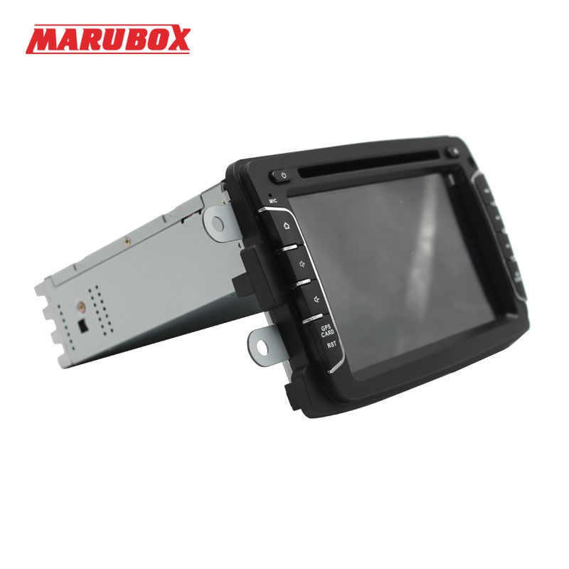 MARUBOX 2 Din 8.1 Android Para Renault Duster 2010-2015, Logan, sandero GPS Navi Radio Stereo Car DVD Player 7A602DT8