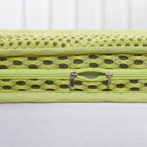 Image 2 - Matelas épais de massage, double ou simple, matelas à air en fibre de bambou, pour dortoir, camping, livraison gratuite