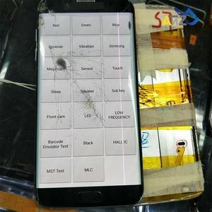 Image 2 - Recambio de pantalla Lcd para móvil, separador de pantalla de vidrio roto, para samsung S7Edge/S8 Edge/S8 Plus/Note8 G935/G955/N950