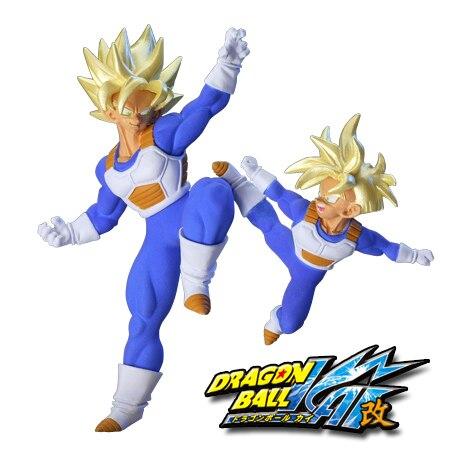 Original BANDAI educativos juguete figura HG 12   Son Goku Kakarotto y Gohan Super Saiyan